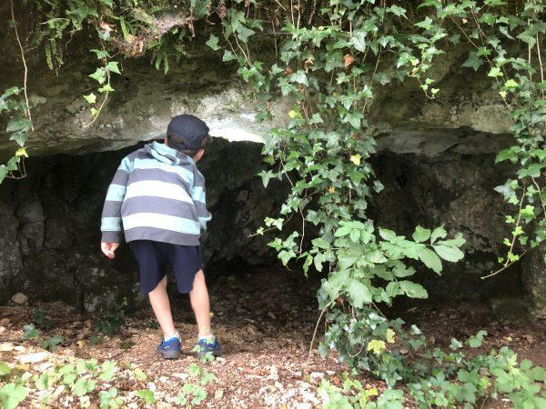grottes nuits saint Georges